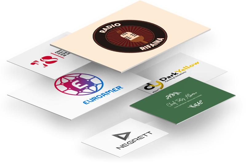 Logos by LinkNacional