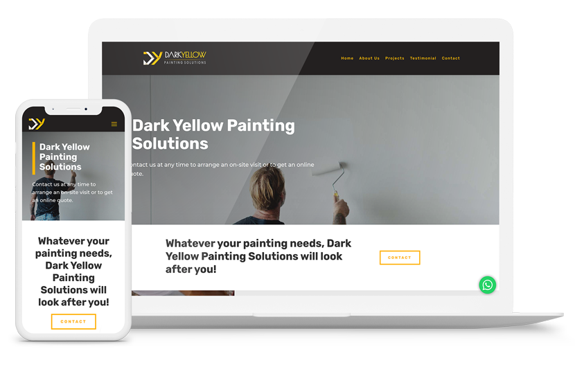 Dark Yellow: Painting Solutions
